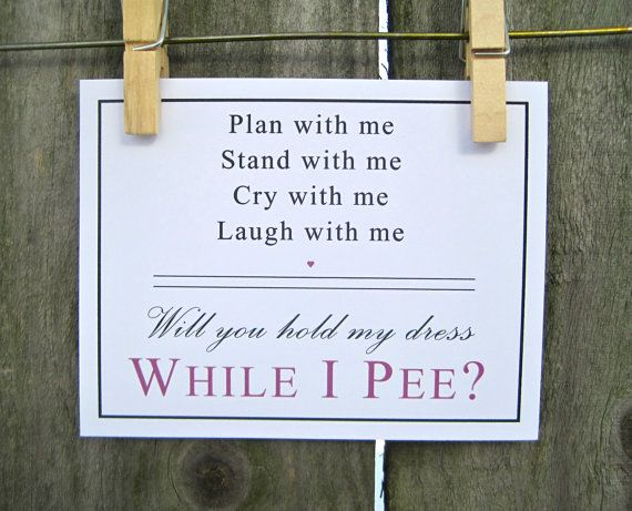 15 Ways To Propose To Your Bridesmaids. Some of these ideas are really cute!