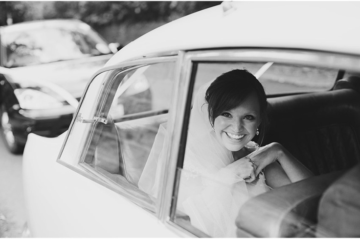 Hatty and Joel's Wedding. See the full story here: http://mattandkatieblog.com.au/wedding-photography/leeds-priory-cottages-uk/ #wedding #bride #happy