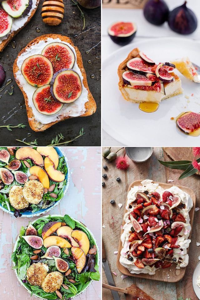 Food Files | Favorite Fig Recipes - French By Design