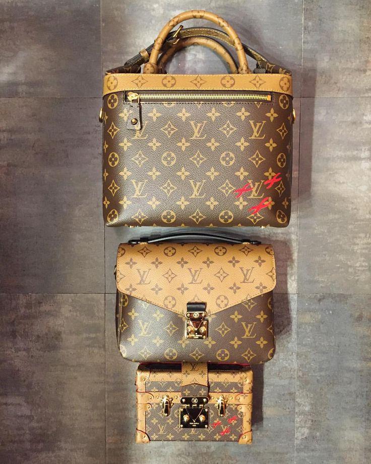 Louis Vuitton @vibrantluxuries • 734 likes