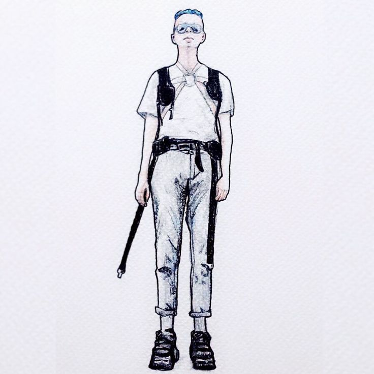 Sketch for Nicolas Marcatonio / #fashion #fashionillustration #boymodel #drawing #art #artistic #arte #disegno #pittura #painting #mode #moda #style #stile #fashion #tumblr #blog