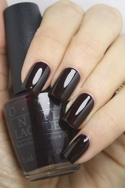 OPI I Sing In Color | See more nail designs at http://www.nailsss.com/nail-styles-2014/