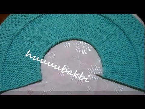 çift taraflı battaniye örneği 2 - YouTube