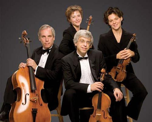 Alcan String Quartet Thursday, January 30, 2014 at 8 pm at Music Toronto