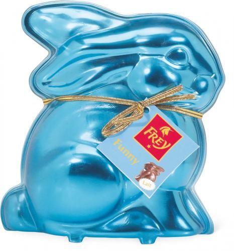 Chocolat Frey Osterhase Funny #Ostern #Schokolade #easter #chocolate #packaging #bunny