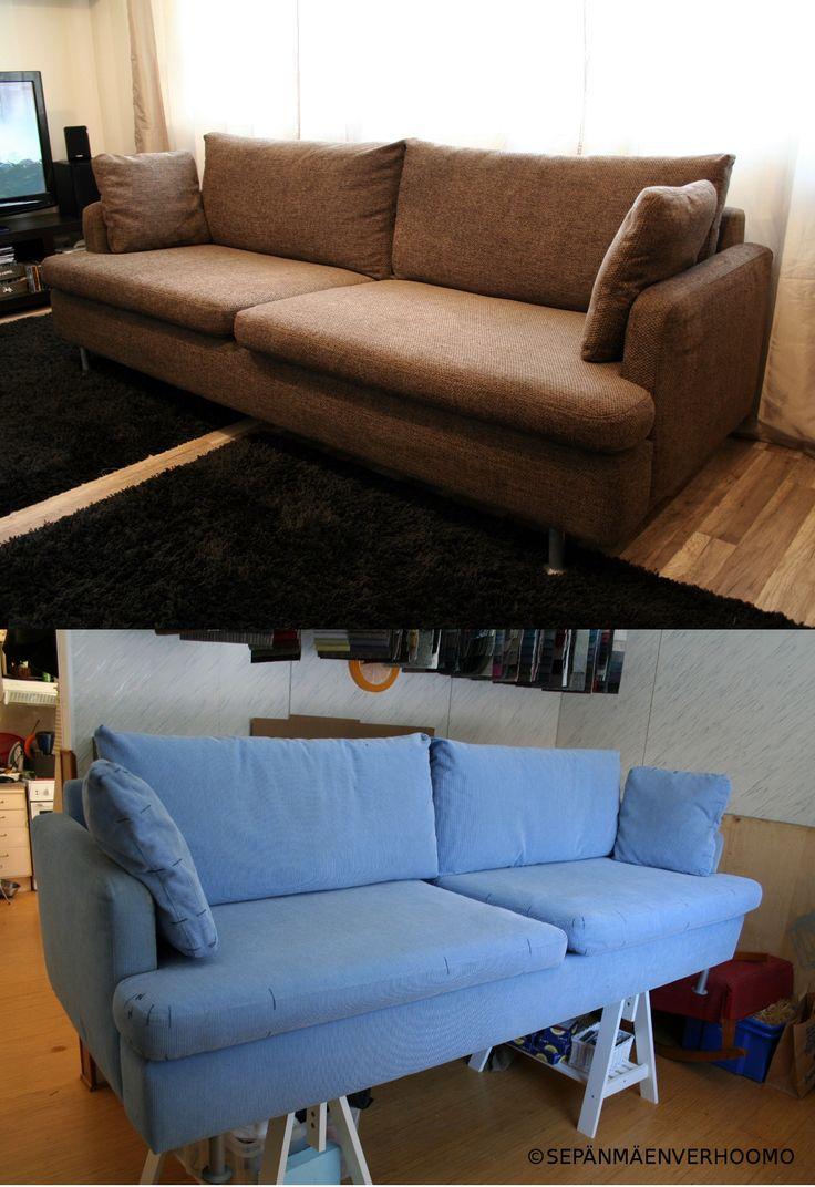 Sohva. Sofa.
