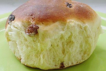 Boller - norwegische Milchbrötchen