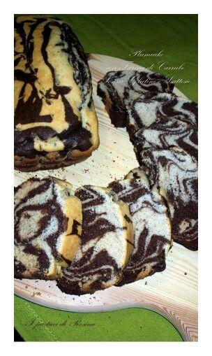 Plumcake con farina di carrube