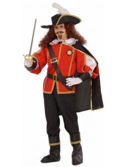 Disfraz de Mosquetero D'Artagnan