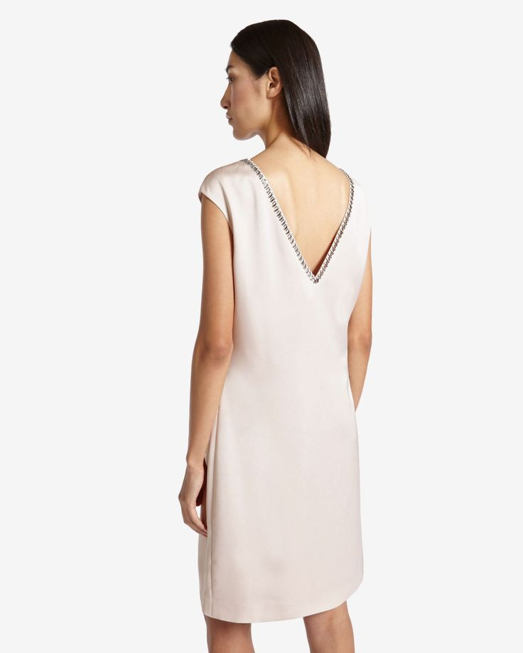pink dress Ted Baker