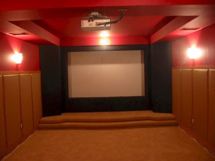 Home Theater Karaoke Stage Setup I Want This In My House Someday Love Pinterest Theater