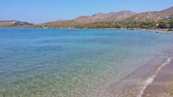 Blefoutis beach
