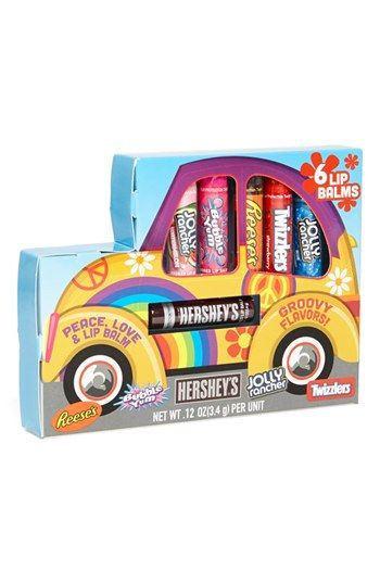 Lotta Luv 'Hershey's' Lip Balm (Set of 6) (Girls) available at #Nordstrom