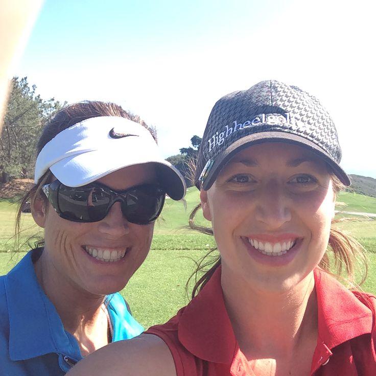 Golf Selfie!