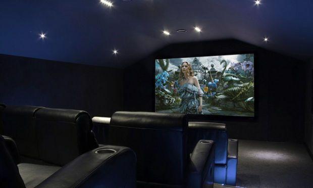 Spitfire Cinema System, installed by Cinema Rooms, UK - 10