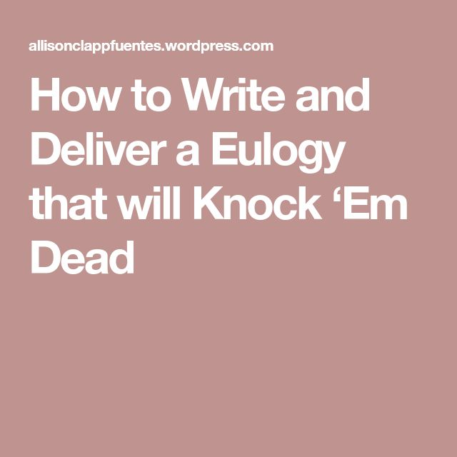The 25+ best Eulogy quotes ideas on Pinterest | Funeral eulogy ...