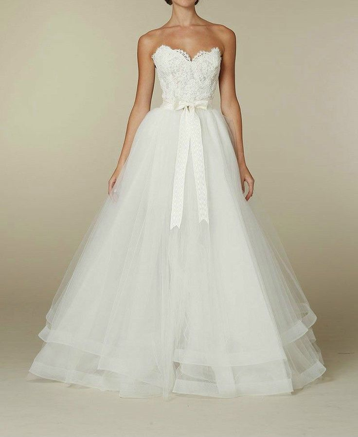 33 best Brautkleid images on Pinterest | Bridal gowns, Wedding ideas ...