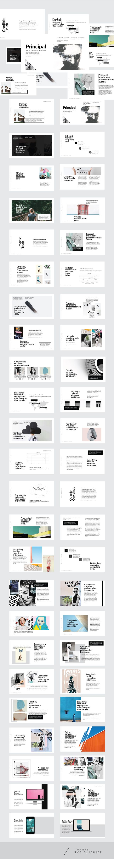 Port - Creative Template Powerpoint - Creative PowerPoint Templates