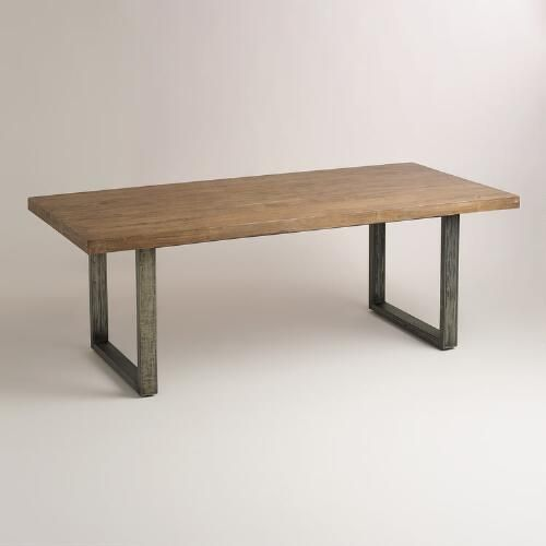 1000 ideas about world market table on pinterest for Exclusive dining table designs