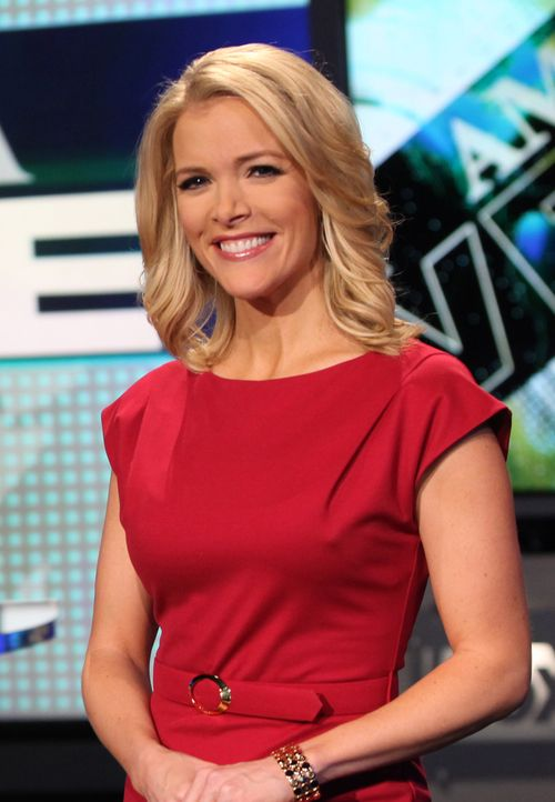 Megyn Kelly..I love her on The Kelly File, she is beautiful inside and out!