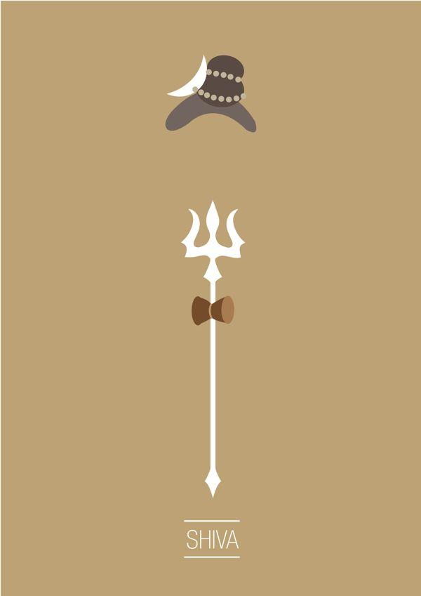 Indian Gods (देवता) on Behance