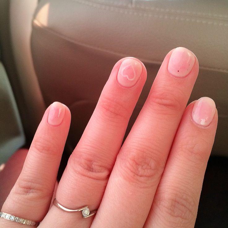 Pinky blusher