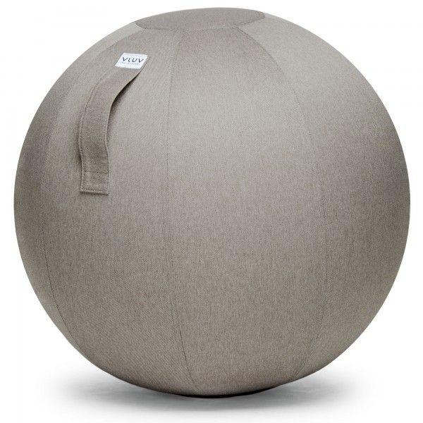 Sitzball LEIV stone