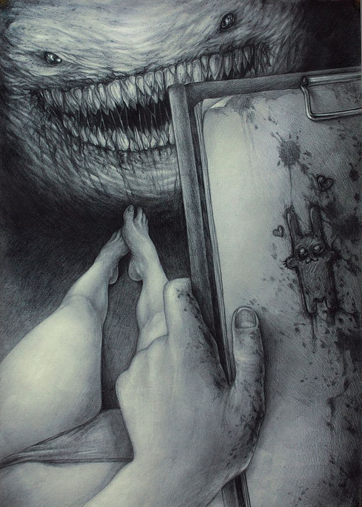 evil muse by PureLoloFerrari