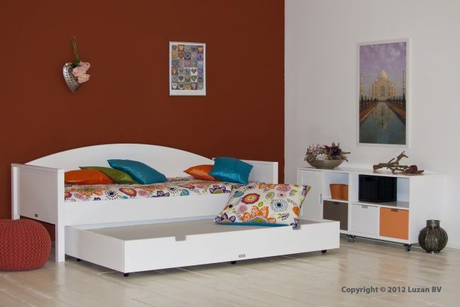 Bopita bedbank: bed en heerlijke loungebank - Kidsgigant.nl