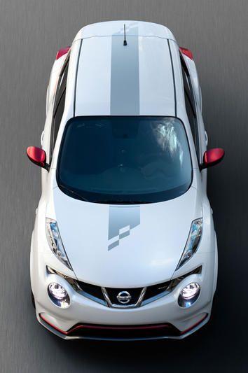 Een officieel getunede Nissan Juke, dat is de eerste auto waarmee Nismo dit jaar nog naar Europa komt. Dat komen we net te weten vanaf de Autosalon van Genève.