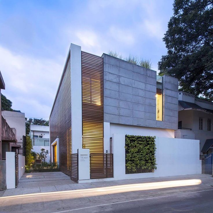 house in bengaluru by architecture paradigm - Modern House Design Ideas