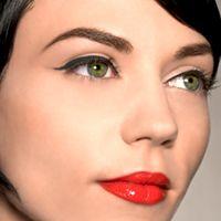 64 best 60er jahre images on pinterest make up looks. Black Bedroom Furniture Sets. Home Design Ideas
