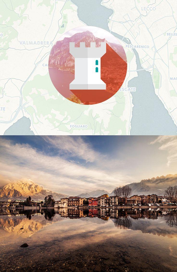 Pescarenico è uno dei fulcri dell'itinerario manzoniano, un percorso culturale e letterario tra i luoghi teatro del romanzo dei Promessi Sposi che si affaccia sul ramo del lago di Lecco.