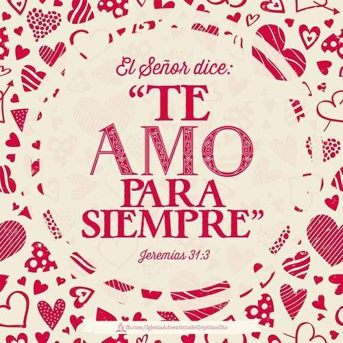 El amor de Jehová