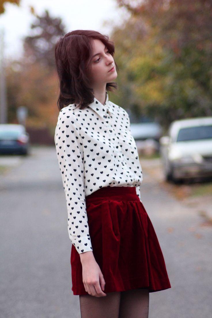 best 25+ velvet skirt ideas on pinterest | mini skirt outfit