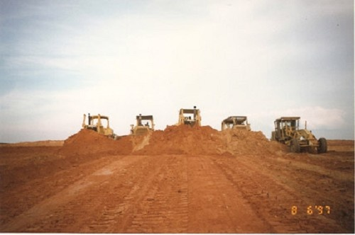 Site work for Wake County School in #Raleigh, #NC visit: www.trianglerealestatenc.com