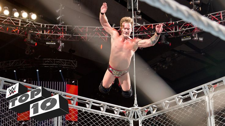WWE Top 10: Watch the most jaw-dropping cage dives!