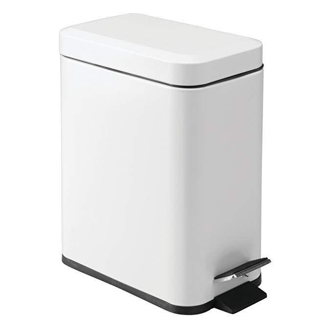 Download Wallpaper White Rectangle Kitchen Bin