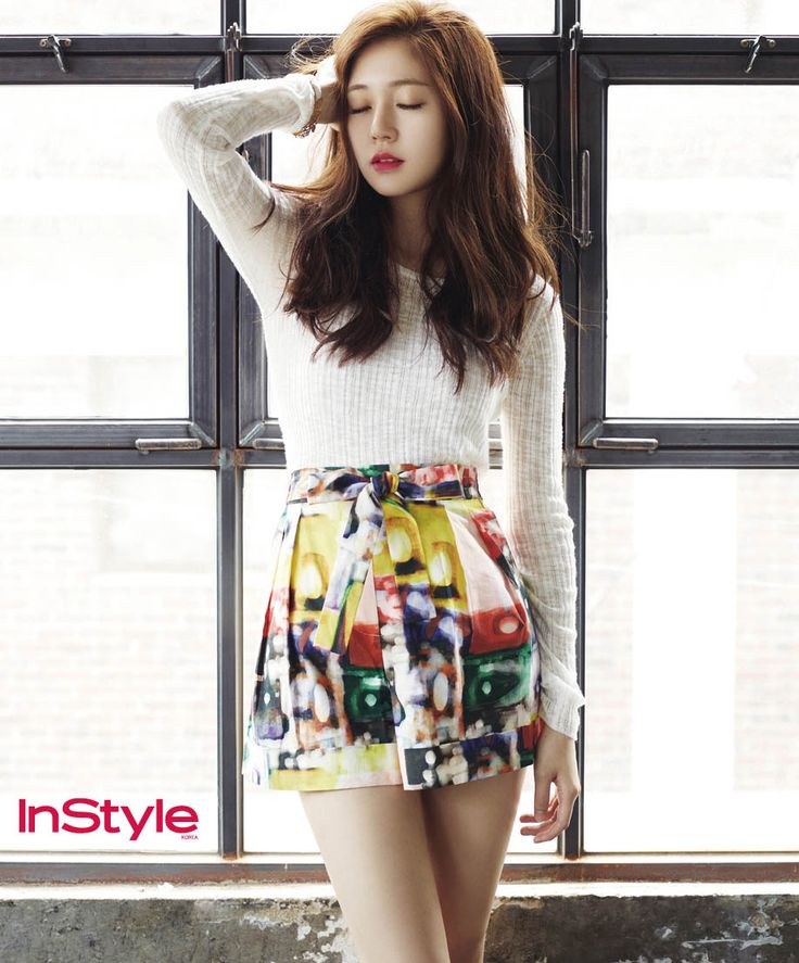 Baek Jin Hee - InStyle Magazine August Issue '14