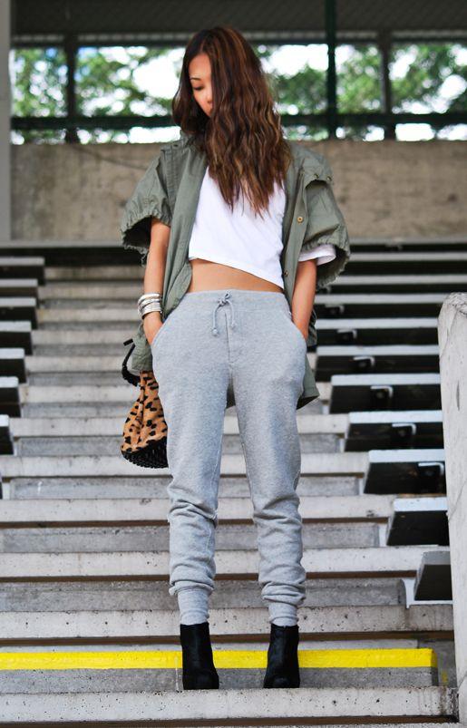 #sweatpants #style #fashion