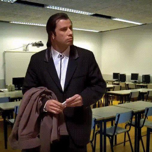 Get Lost In This New John Travolta GIF Meme