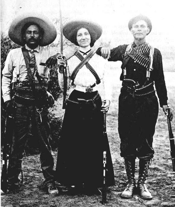 A Gringo Guide to the Mexican Revolution – A 56 page, coffee table style book with the complete, bloody history of the Mexican Revolution 1910-1921, with lots of great historic pictures. GG-105 – $…