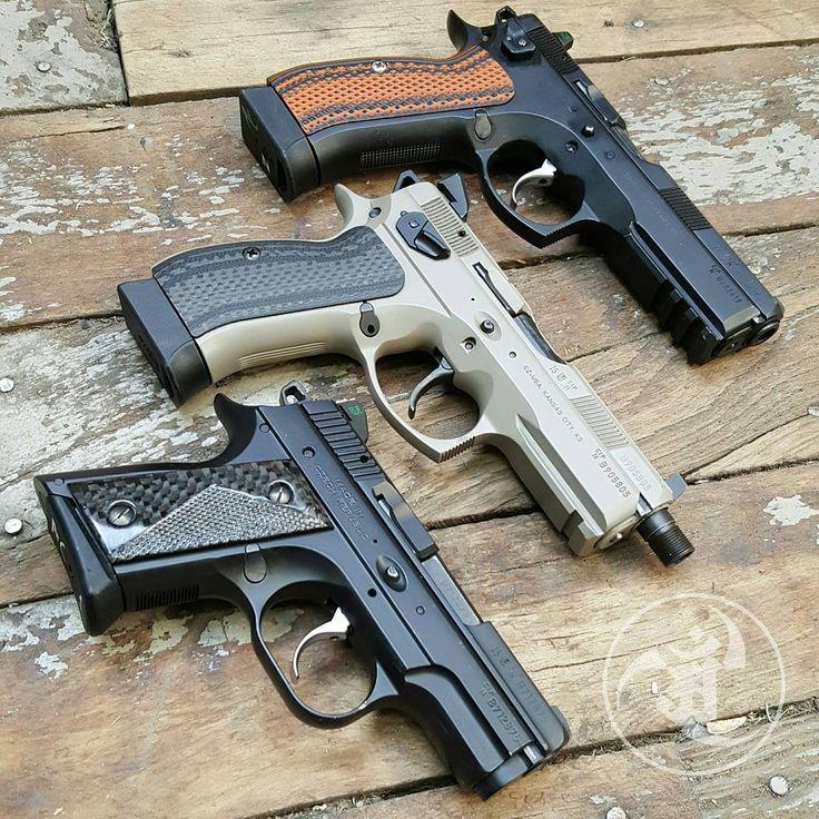 Balkan Family. @czusafirearms  SP01 Tactical  Urban P01 2075 Rami  #gunsdaily #weaponsdaily #sickguns #merica #machinegun #patriot #AR15 #everydaycarry #igmilitia #everydaydump #alexandryandesign #pistol #weapon #glock #2a #gun #handgun #2ndamendment #DTOM #assaultrifle #guns #gunporn #rifleholics #rifle #sickgunsallday #AK47 #Калашников #usa #freedom #weapons  Alexandryandesign.com