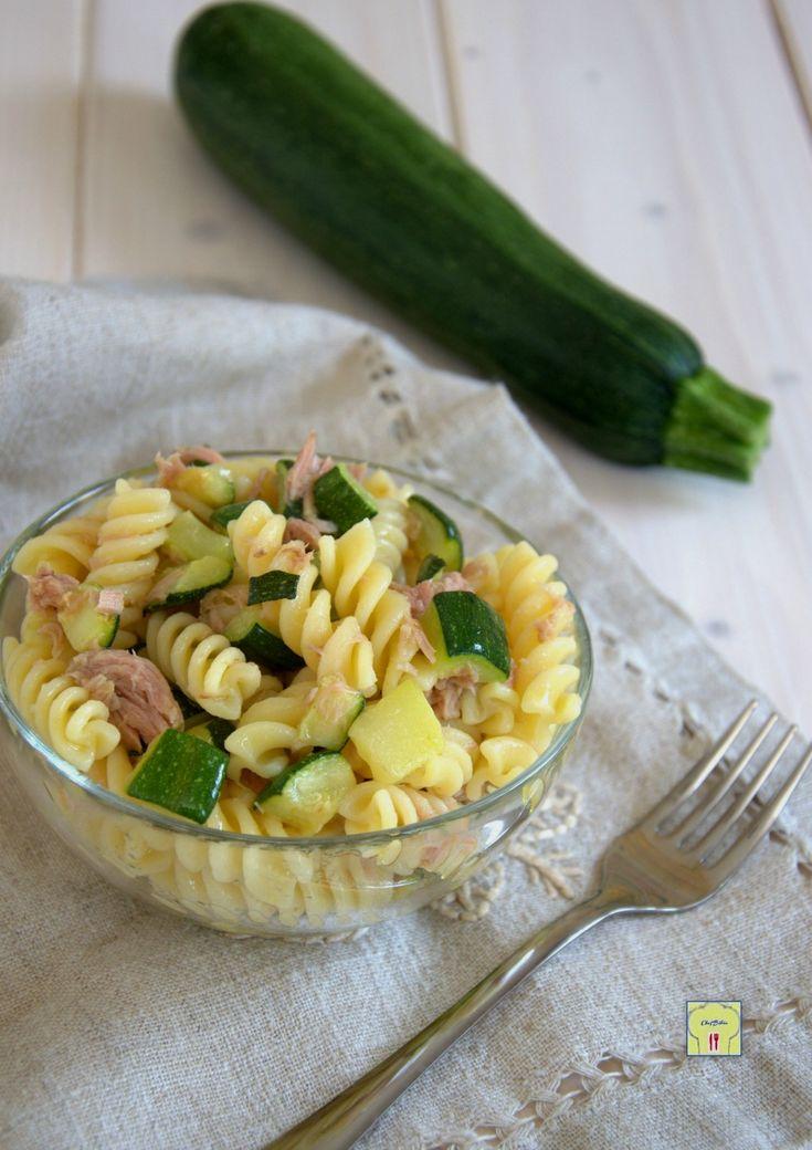 pasta fredda tonno e zucchine gp