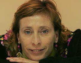 María Izquierdo Actriz Chilena