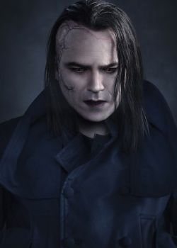 Rory Kinnear as The Monster: Penny Dreadful. I'll miss you.