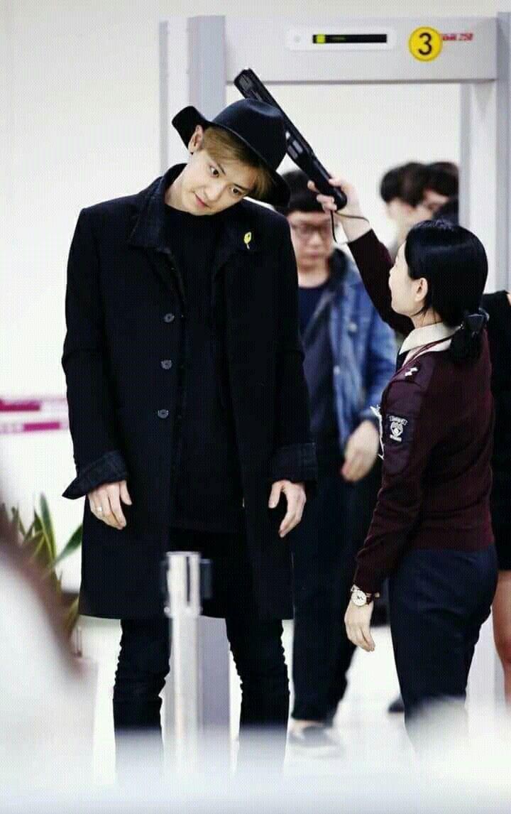 Sehun exo height