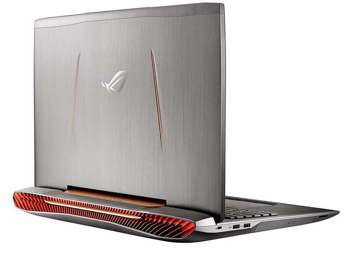 Bon plan du dimanche : 600€ de réduction sur le PC portable Gamer Asus ROG G752VS-BA211T. (Planet-Wifi)