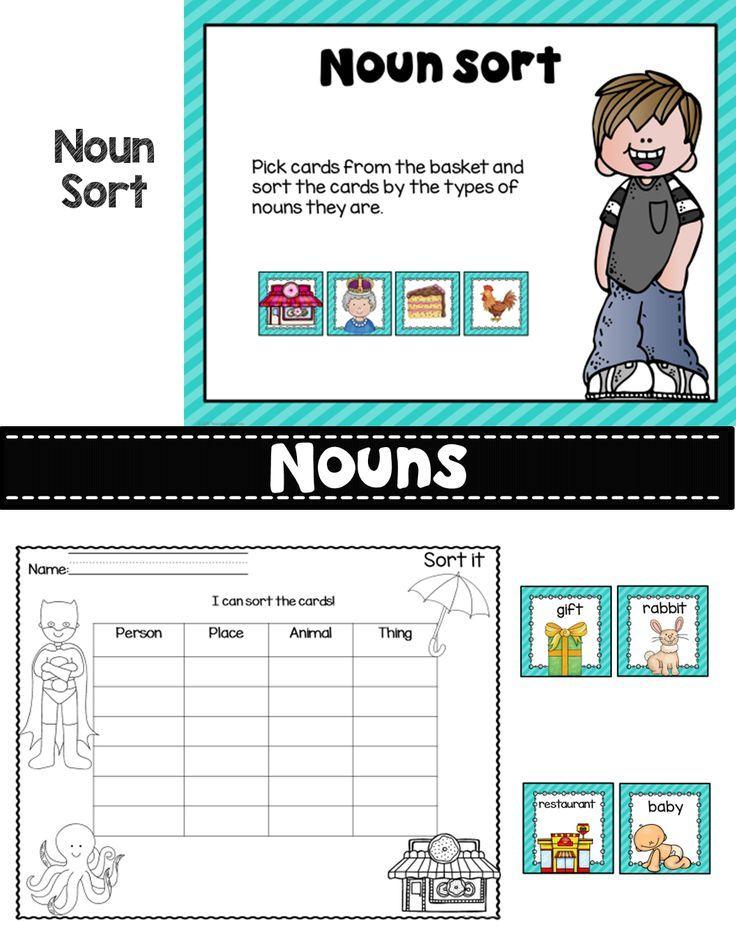 Noun Unit for beginners!