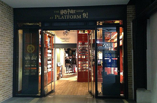 Platform 9 ¾, King's Cross Station. For something with a little more whimsy, take the Tube to the bustling King's Cross Station and look for the famous platform to board the Hogwarts Express. Follow signs for platform 9 and you'll see the trolley disappearing into the wall off to the side (there is a roped queue and an attendant there almost all the time, so it will be hard to miss). After you take a picture with a Hogwarts scarf of your choice, head to the gift shop around the corner to…